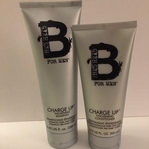 Bedhead thickening shampoo!